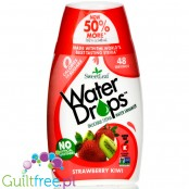 SweetLeaf Water Drops Water Enhancer, Strawberry Kiwi