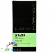 Chocolate Story VEquador 80% - dark chocolate with xylitol