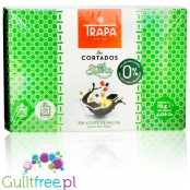 Trapa Los Cortados Stevia, no added sugar chocolate pralines without palm oil