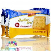 Coppenrath sugar free butter cookies 5er pack