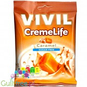Vivil Cremelife Caramel sugar free candies