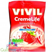 Vivil Cremelife Strawberry & Cream sugar free candies