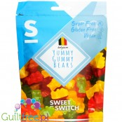 Sweet Switch Stevia - sugar free vegan jelly bears