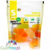 Sweet Switch Stevia Fruit Fantasia sugar free vegan jellies