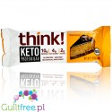 Think! Keto Protein Bar Chocolate Peanut Butter Pie