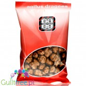Agilus Dragees - no added sugar milk chocolate covered raisins