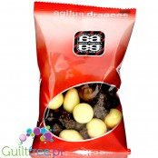 Agilus Dragees Chocolate Nibble Mix - no added sugar milk chocolate covered nuts