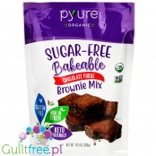 Pyure Sugar Free Bakeable Brownie Mix, Chocolate Fudge
