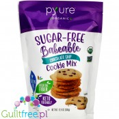 Pyure Sugar Free Bakeable Cookie Mix, Chocolate Chip