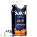 Sated Complete Keto Meal Shake Ready-to-Drink, Chocolate