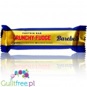 Barebells Protein Bar Crunchy Fudge no added sugar protein bar