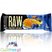 Warrior Raw Protein Flapjack Honey Berry