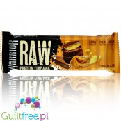 Warrior Raw Protein Flapjack Chocolate Peanut