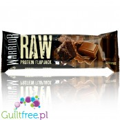 Warrior Raw Protein Flapjack Choc Brownie