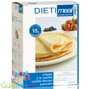 Dieti Meal high protein vanilla flavored pancakes