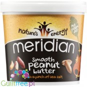 Meridian Peanut & pinch of Salt 1KG Smooth