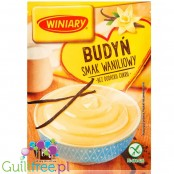 Winiary sugar free sweet cream pudding without sweeteners