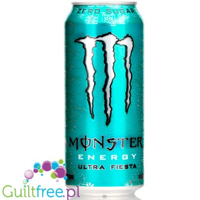 Monster Energy Ultra Fiesta sugar free energy drink