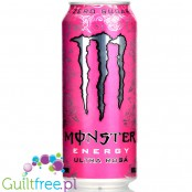 Monster Energy Ultra Rosá sugar free energy drink