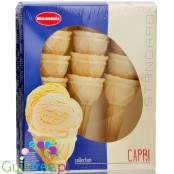 Magnolia Capri - sugar free ice cream cones, only 12kcal