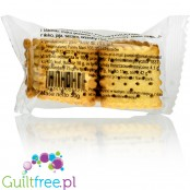 Ania square mini biscutes, no added sugar and no sweeteners, 50g