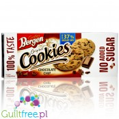 Bergen Chocolate Chip sugar free cookies with chocolate pieces