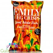 Emily Sticks Sweet Potato Thai Chilli & Lime - chrupiące frytki batatowe po tajsku
