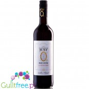 Just 0 Red Wine 250ml - alcohol free semi sweet red wine 24kcal