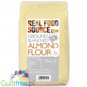 RealFoodSource Almond Flour (1kg) NOT defatted