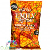 Emily Veg Thins Chipotle BBQ - pikantne chipsy batatowe