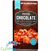 AllNutrition Protein Chocolate (90g) Milk Chocolate Salted Caramel