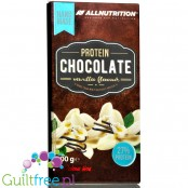 AllNutrition Protein Chocolate (90g) Milk Chocolate with Vanilla filling