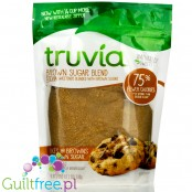 Truvia Brown Sugar Blend 75% less calories