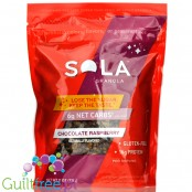 Sola Granola, Chocolate Raspberry