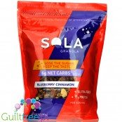 Sola Granola, Blueberry Cinnamon