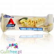 Atkins Snack Lemon Bar, protein bar