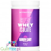 MyProtein Clear Whey Isolate Rainbow Candy