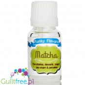 Funky Flavors Matcha calorie free, fat free liquid food flavoring
