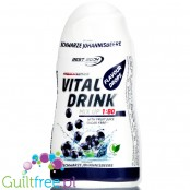 Vital Drink Black Currant concentrated water flavor enhancer