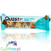 Quest Nutrition Snack Bar, Sea Salt Caramel Almond