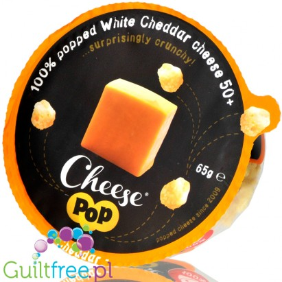 Cheese Pop white cheddar