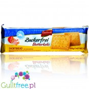 Coppenrath sugar free butter cookies 200g - crispy buttery sugar cakes with sweeteners