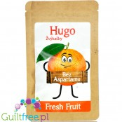 Hugo Cinnamon sugar free chewing gum with xylitol