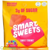 Smart Sweets, Sweet Chews sugar free and maltitol free
