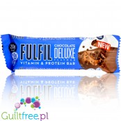 Fulfil Protein Chocolate Deluxe protein bar with vitamins