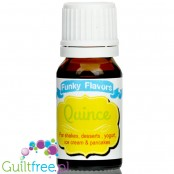 Funky Flavors Quince calorie free, fat free liquid food flavoring
