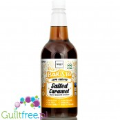 Skinny Food Co Barista Zero Calorie Coffee Syrup 1L Salted Caramel