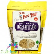 Bob's Red Mill Hazelnut Meal / Flour, gluten free certified, non defatted, finely ground