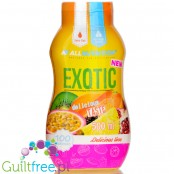 AllNutrition Sweet Sauce Exotic, sugar, fat & calorie free