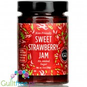 Good Good Keto Friendly Sweet Jam, Strawberry